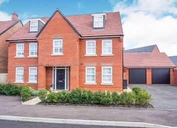 Thumbnail 6 bed detached house for sale in Bramble Corner, Biggleswade