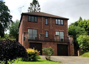 Thumbnail 4 bedroom detached house for sale in Penn Hill, Yeovil, Somerset