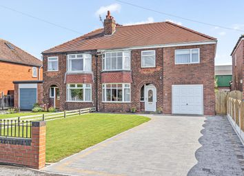 Thumbnail 5 bed semi-detached house for sale in Sandhill Lane, Selby