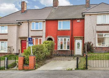 Thumbnail 2 bed terraced house to rent in Aylward Road, Sheffield