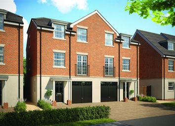 Thumbnail 5 bed semi-detached house for sale in Portesbery Square, Portesbery Road, Camberley, Surrey