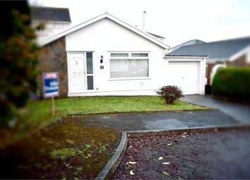 Thumbnail 3 bed detached bungalow for sale in Talywern, Llangennech, Llanelli, Carmarthenshire