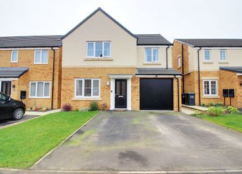 Thumbnail 4 bed detached house for sale in Hyde Way, Holdingham, Sleaford