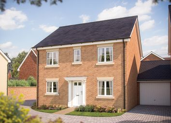 """Thumbnail 4 bed detached house for sale in """"The Buxton"""" at Hadden Hill, Didcot, Oxfordshire, Didcot"""