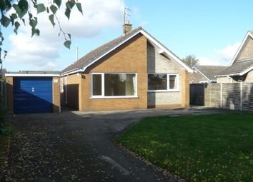 Thumbnail 3 bedroom detached house to rent in Lincoln Road, Metheringham, Lincoln