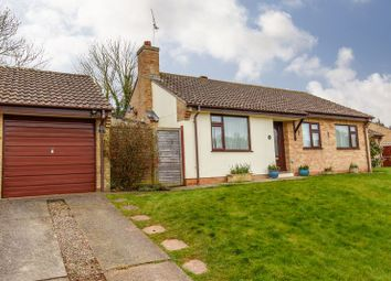 Thumbnail 3 bed detached bungalow for sale in Western Lea, Crediton