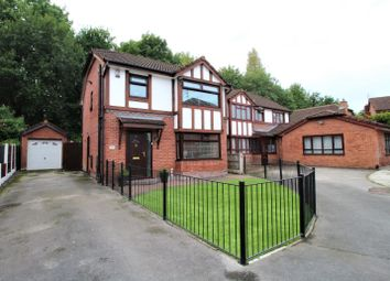 Thumbnail 3 bed detached house for sale in Surby Close, Childwall, Liverpool