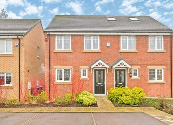 3 bed semi-detached house for sale in Carlin Close, Bowburn, Durham DH6