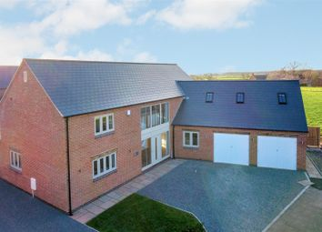 Thumbnail 5 bed detached house for sale in Yew Tree Close, Main Street, Barton In The Beans