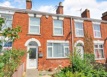 Thumbnail 3 bed terraced house for sale in Freiston Road, Boston