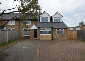 Thumbnail 3 bed semi-detached house for sale in Manor Drive, Upton