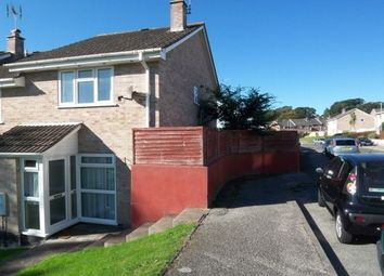 Thumbnail 2 bed end terrace house to rent in Old Roselyon Road, St. Blazey, Par