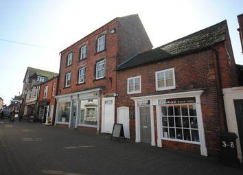 Thumbnail 1 bedroom flat to rent in Salopian, Queen Street, Market Drayton