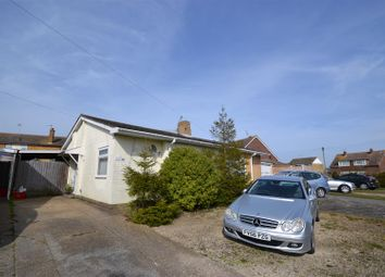 Thumbnail 2 bedroom semi-detached bungalow for sale in Manfield Gardens, St. Osyth, Clacton-On-Sea