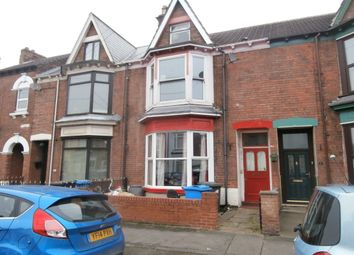 Thumbnail 4 bedroom terraced house for sale in Jalland Street, Hull