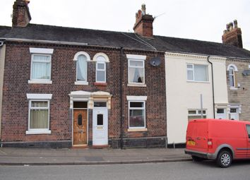 Thumbnail 3 bed terraced house for sale in Whieldon Road, Mount Pleasant, Fenton, Stoke On Trent