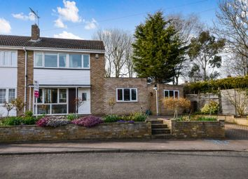 Thumbnail 4 bed semi-detached house for sale in Barry Close, Chiswell Green, St.Albans
