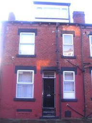 Thumbnail 2 bedroom terraced house to rent in Thornville Terrace, Hyde Park, Leeds