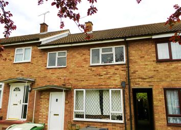 Thumbnail 3 bed terraced house to rent in Hillside, Houghton Regis, Dunstable
