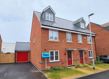 Thumbnail 3 bed detached house for sale in Cobblestone Way, Cheltenham