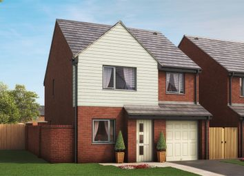 Thumbnail 3 bed detached house for sale in Haughton Road, Darlington