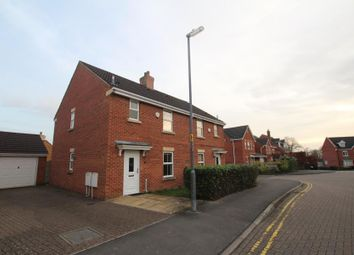 Thumbnail 3 bed semi-detached house to rent in Jellicoe Avenue, Stoke Park, Bristol