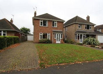 Thumbnail 3 bed detached house for sale in Friary Road, Atherstone