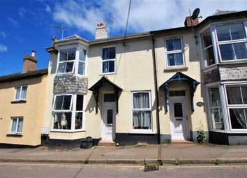 Thumbnail 3 bed terraced house for sale in High Street, North Tawton