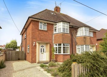 Thumbnail Semi-detached house for sale in Hamfield Road, Wantage