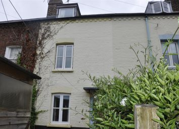Thumbnail 2 bed terraced house to rent in St. Davids Terrace, Exeter