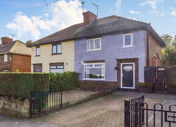 Thumbnail 2 bed semi-detached house for sale in Fitzwilliam Road, Rotherham