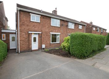 Thumbnail 3 bedroom semi-detached house for sale in Farm Road, Weaverham, Northwich, Cheshire
