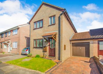 Thumbnail 3 bed link-detached house for sale in Falconwood Drive, Michaelston-Super-Ely, Cardiff