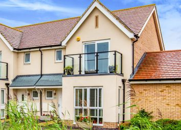 Thumbnail 3 bed semi-detached house for sale in Beaufort Road, Upper Cambourne, Cambridge