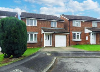 Thumbnail 4 bed detached house to rent in Tyburn Close, Swindon, Wiltshire
