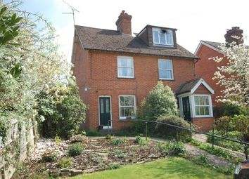 Thumbnail 2 bed semi-detached house to rent in South Street, East Hoathly, Lewes