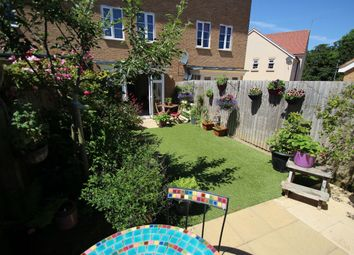 Thumbnail 3 bed terraced house for sale in Lockgate Road, Northampton