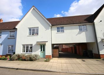 Thumbnail 3 bed terraced house for sale in Hadfield Drive, Black Notley, Braintree, Essex