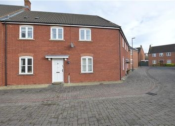 Thumbnail 3 bed terraced house for sale in 8 Redwing Close, Walton Cardiff, Tewkesbury, Gloucestershire