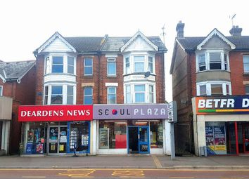 Thumbnail 3 bed flat for sale in Wimborne Road, Winton, Bournemouth