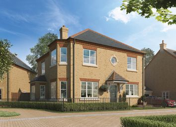 "Thumbnail 4 bed property for sale in ""The Hampden"" at Hitchin Road, Stotfold, Hitchin"