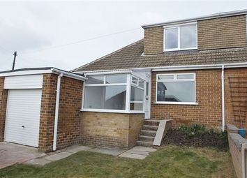 Thumbnail 3 bed bungalow for sale in Rosegarth Avenue, Aston, Sheffield