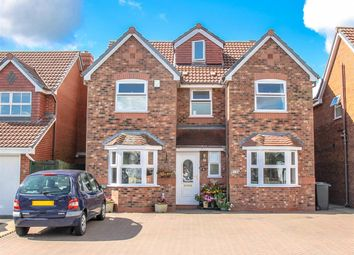 Thumbnail 6 bed detached house for sale in Bransdale Road, Clayhanger, Walsall