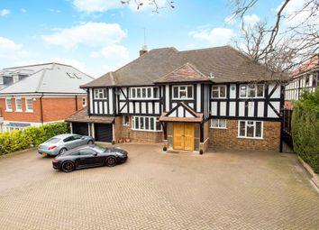 Stradbroke Drive, Chigwell, Essex IG7. 5 bed detached house for sale