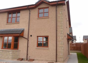 Thumbnail 2 bed flat to rent in Thornhill Drive, Moray, Elgin