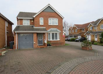 Thumbnail 4 bed detached house for sale in Cherry Grove, Goldthorpe, Rotherham