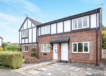 Thumbnail 2 bed semi-detached house for sale in Redshaw Close, Middlewich