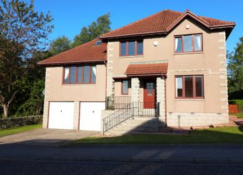 Thumbnail 4 bed detached house for sale in Corse Avenue, Kingswells, Aberdeen