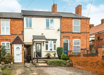 Thumbnail 2 bed terraced house for sale in Bank Road, Gornal Wood, Dudley