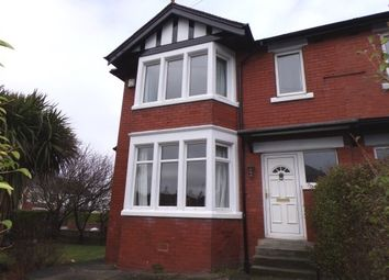 Thumbnail 3 bed end terrace house to rent in Stopford Avenue, Blackpool
